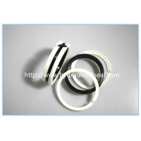 Quality Black & White NCF Hydraulic Piston Seal / Adjuster Seal Polyformaldehyde for sale