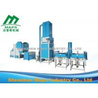 Quality PLC Control Automatic Polyester Fiber Filling Machine / Cushion Filling Machine for sale