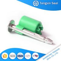 China TX-BS202 China wholesale mechanical seal container door red/blue/white bolt seal for sale