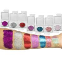 Quality You Own Brand Makeup 15 Colors Glitter Palette , Private Label Cosmetics Makeup for sale