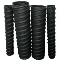 Buy High quality and cheap corrugated high-density polyethylene (hdpe) pipe at wholesale prices
