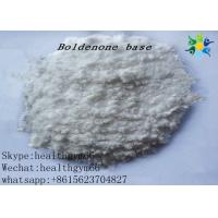 Quality High Purity Legal Boldenone Base Safe Steroids For Muscle Building CAS 846-48-0 for sale