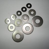 Quality Spring Standard Steel Flat Washers M14 Carbon Steel For Bolts And Nuts for sale