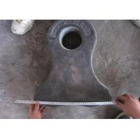 Quality Custom Manganese Steel High Cr Cast Iron Crusher Wear Parts for sale