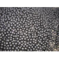 Quality Grinding Media High Cr Cast Steel Balls With Cylpebs HRC58-65 DF024 for sale