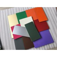 Buy PVDF Paint Aluminum Composite Material Exterior Cladding Materials For Buildings at wholesale prices