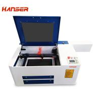 China co2 laser engraving machine for  Acrylic , leather  wood paper on sale