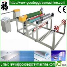Supplying EPE Foam Sheet to Film Laminating Machine for sale