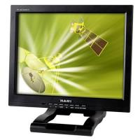 Quality Touch Screen LCD Monitor with 1,024 x 768 Pixels Resolution, Available in Black Color for sale