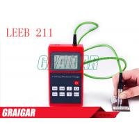 Quality Eddy Current 0.1μm Ultrasonic Coating Thickness Gauge Automatically for sale