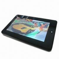 Quality 7-inch Tablet PC, Build-in 1,500mAh Li-battery, 2G Flash, Google's Android 2.2 Operating System for sale