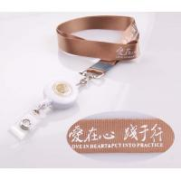 Buy Gifts & Crafts » Promotional Gifts custom Polyester woven badge lanyards at wholesale prices