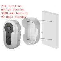 Quality 1.3 Million Pixels PIR Motion WIFI Video Doorbell Wireless Security Camera Doorbell for sale