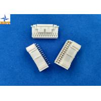 Quality 250V AC / DC 2.0mm Pitch PA66 Material Automotive Electrical PAD Connectors Double Row for sale