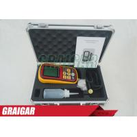 Buy GM-100 1.2-220mm (Steel),Resolution:0.1mm, 10mm 5MHz probe Ultrasonic Thickness at wholesale prices