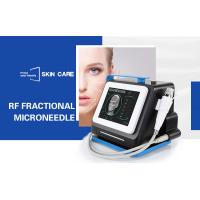 Quality Golden Skin Needling Machine With Automatic Output Controlling Pore Reduction for sale