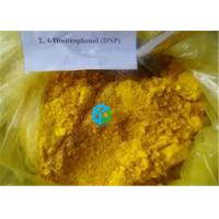 Quality Yellow DNP Fat Loss Powder 2 4 Dinitrophenol Sodium Bodybuilding Supplements Steroids for sale