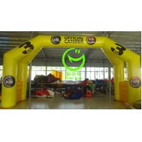 Quality Hot selling Inflatable arch for sports game  with 24months warranty GTAR-1603 for sale