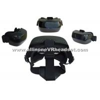 Quality Mini Professional 3D Virtual Reality Headset 2GB DDR3 9 Axis Gyroscope for sale