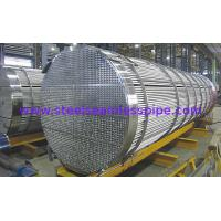 Quality ASTM A213 / ASME SA213 Customized 321 Stainless Steel Seamless Tube For Heat Exchanger Projects 25x2x6000mm for sale