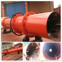 2012 Hot Selling of Wet Coal Rotary Dryer with High Quality from Sentai, Gongyi for sale