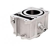 Quality 125cc Aluminium Motorcycle Cylinder Block Water Cooled , 52.4mm Diameter for sale
