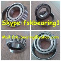 Quality Automotive Single Row Tapered Roller Bearings With Brass / Bronze Cage 33207 /Q for sale