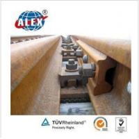 Quality 40kg Rail Fishplate for Railway Fastening for sale