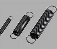 Quality Carbon black extension spring, non-standard, factory shipment for sale