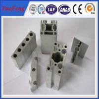 Quality Hot! cnc aluminium products industrial t-slot aluminum profile for sale