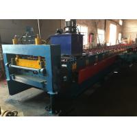 Buy Sheet Cold Roll Forming Machine High Strength Metal Floor Steel Decking at wholesale prices
