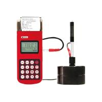 Quality Adjustable Backlight Portable Hardness Tester With Integrated High Speed Printer MH320 for sale