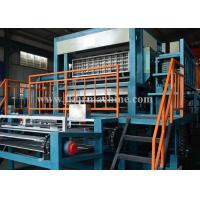 Buy 8 Sides Rotary Reclying Paper Pulp Molding Machine Egg Tray Making , CE & ISO9001 at wholesale prices