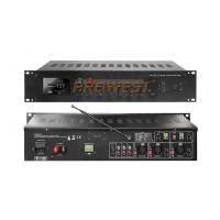 Quality Audio Power Amplifiers , USB P.A.Amplifiers RMS 240W DC 24V for sale