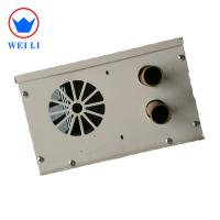 China High Quality DC Auto Bus Radiator Low Noise With 5000 Hours Life Time on sale