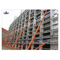 Quality Metal Construction Formwork System Reusable Concrete Formwork 60KN/M2 Working Load for sale