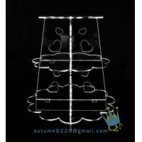 Quality CD (46) 3-layer cake stand for sale