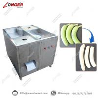 Quality Green Banana Peeling Machine|Automatic Banana Peeler Machine|Commercial Banana Cutting Machine|Plantain Chips Peeler for sale
