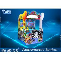 Quality Funny indoor electronic racing game baby speed up racing car game machine for sale for sale
