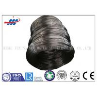 Quality 1520-1720MPA High Carbon Steel Wire , Annealed Iron Wire For Automobile Spring for sale