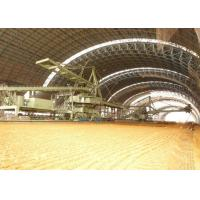 China Cold-Formed Steel Pipe Truss , Corrosion Resistant For High Rise on sale