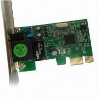 Quality LAN Card, Supports IEEE 802.1Q VLAN Tagging for sale