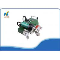 Quality PVC PE Flex Banner Hot Air Welding Machine Small Dimensions With 0 - 620 Celsius Degree for sale