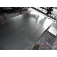 Quality Thin Zinc Coated Cold Rolled Steel Plate For Building Materials for sale