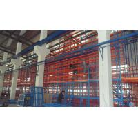 Quality Metal Platform Mezzanine Racking System For Distribution Center for sale