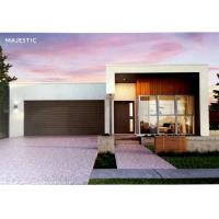Quality Energy Saving Modern Prefabricated Bungalow Homes / Light Steel Structure Housing for sale