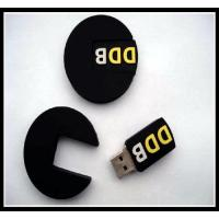 Quality 2016 hot selling unique oem custom pvc usb flash drive, tire shape usb chip USB 2.0/3.0 for sale
