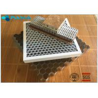 Quality Glue Bonded Aluminum Honeycomb Curtain Wall Core Board 0.07mm Thickness for sale