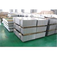 Quality Cold Rolled Steel Thickness , Galvanized Steel Sheet Thermal Resistance for sale