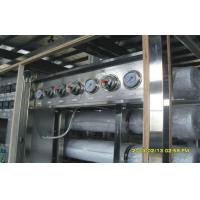 Buy Stationary Single Grade RO Seawater Desalination Equipment Water Purification at wholesale prices